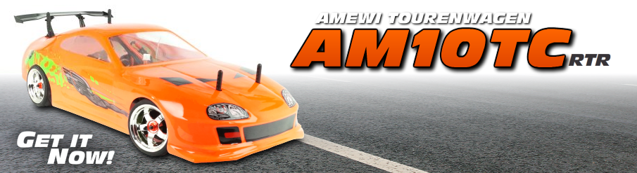 Amewi Tourenwagen AM10TC RTR
