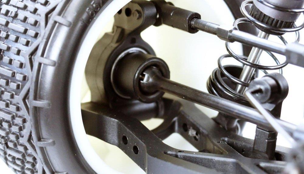 Amewi EVO-X 6000 CVD Stahl-Antriebswellen vorne