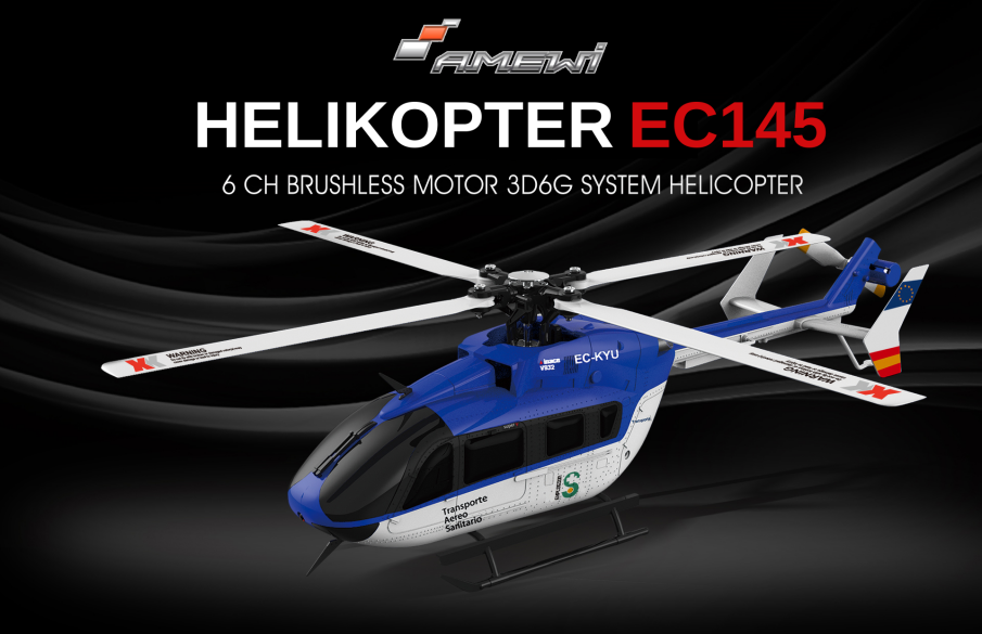 Amewi Helikopter K120