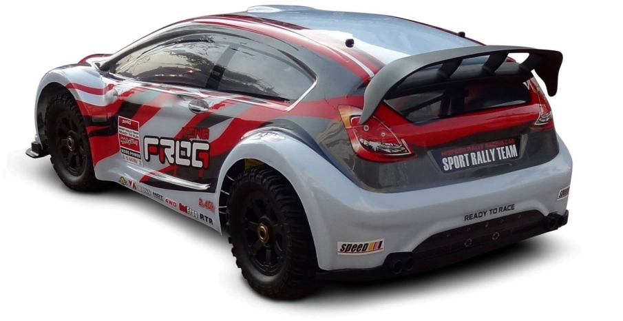 Amewi RS5 Rally Rückansicht