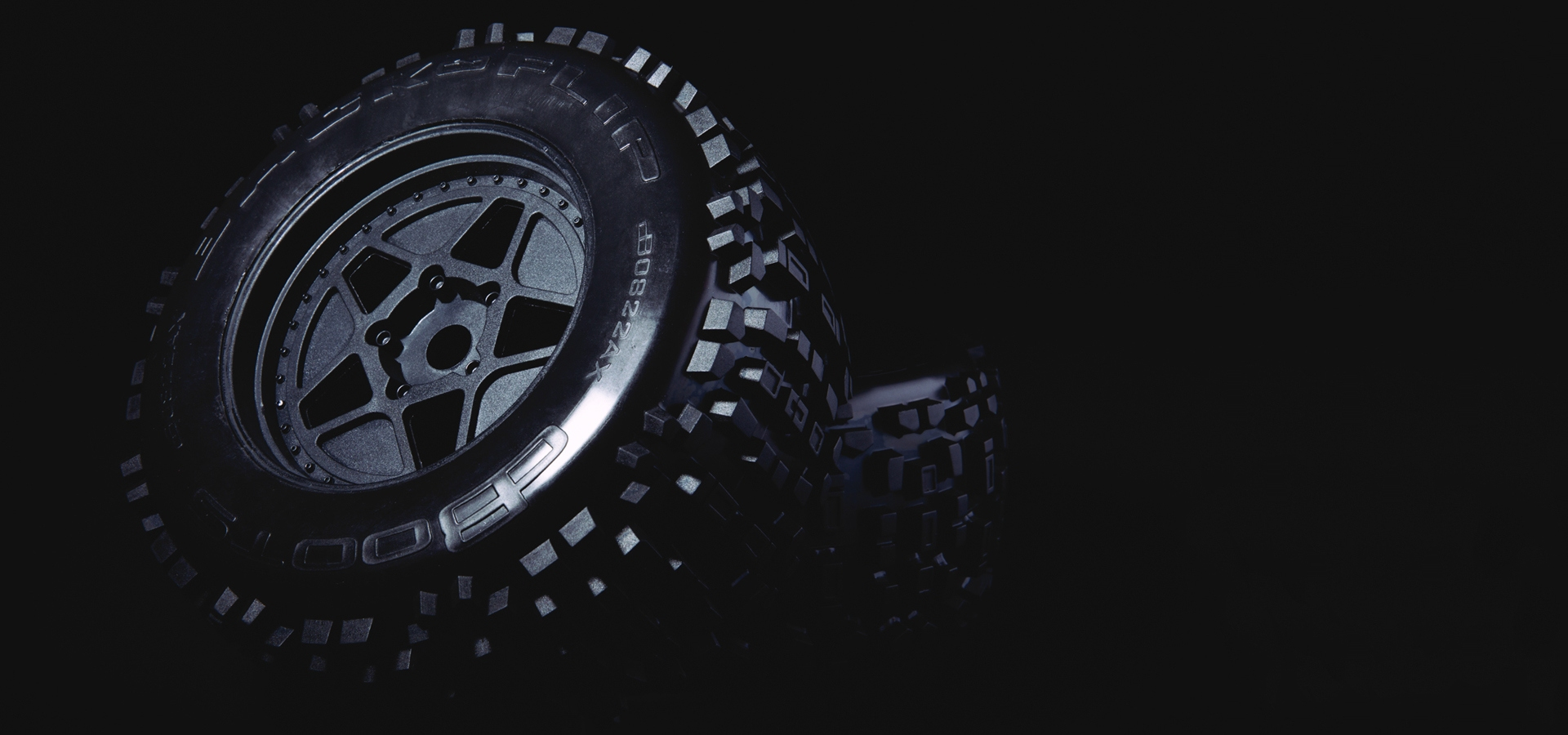 Arrma Outcast - Back-Flip Block Reifen