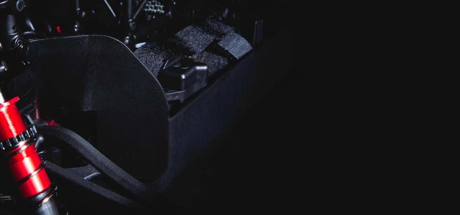 Arrma Outcast - Schmutz Schutz