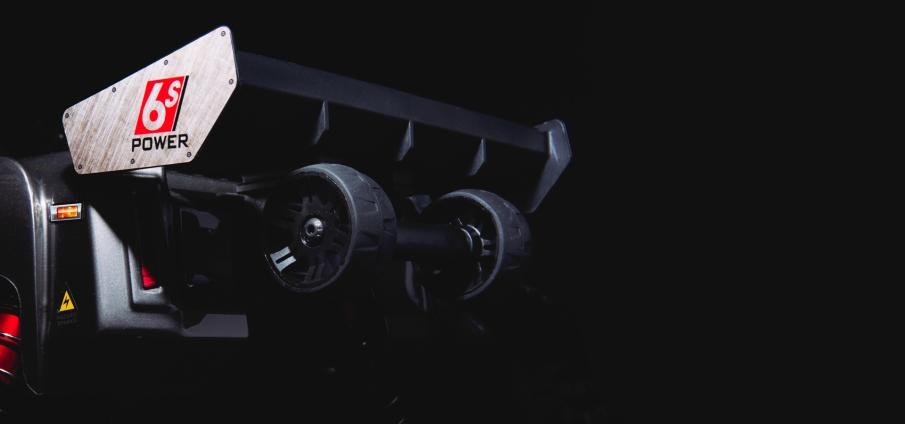 Arrma Outcast - Wheelie
