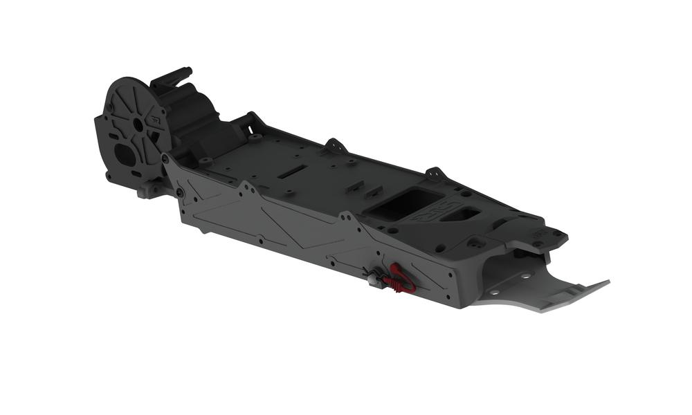 Arrma Granite Mega - Extrem widerstandsfähiges Chassis