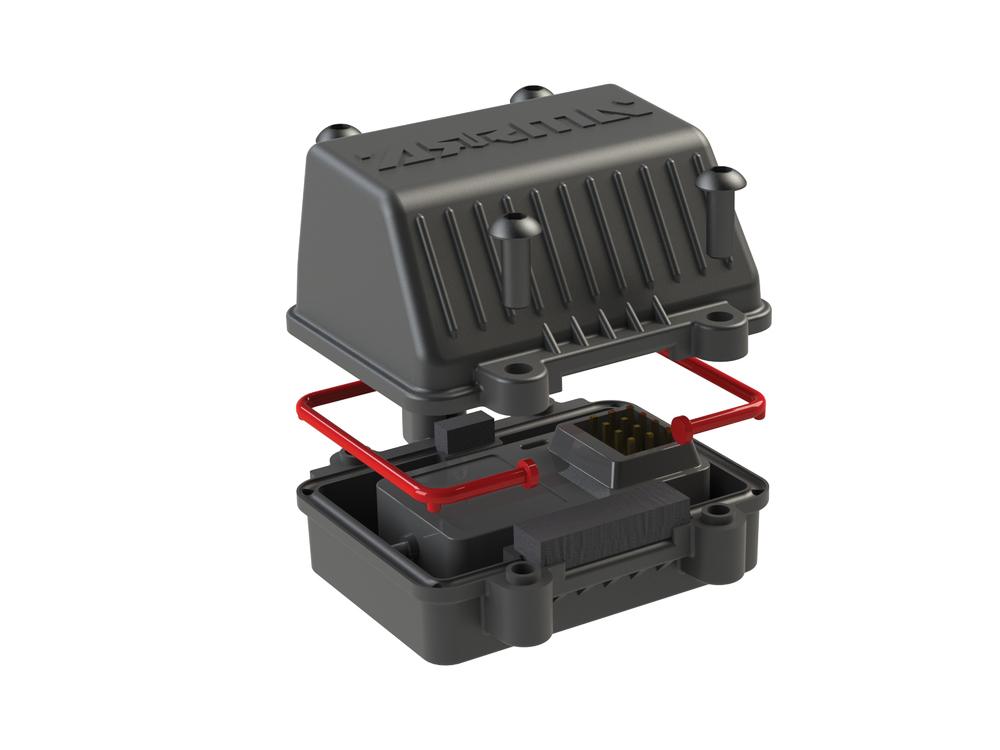 ARRMA Senton 6S BLX V2 - Wasserdichte Empfängerbox