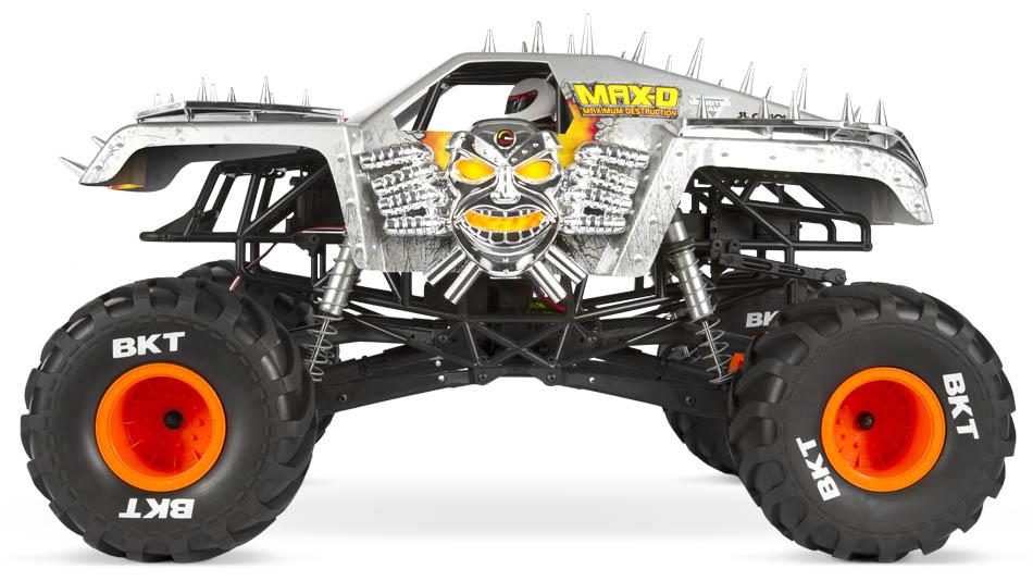 Axial MAX-D Jam Truck - Seite