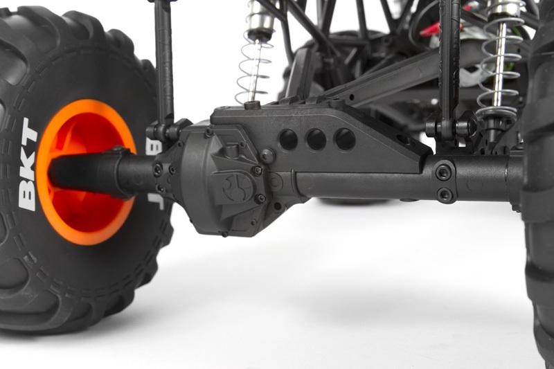 Axial MAX-D Jam Truck - AR60 OCP-Achse
