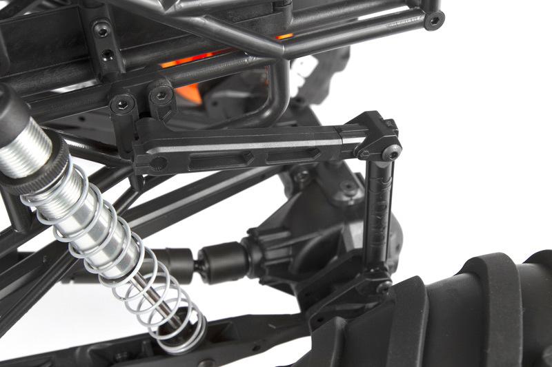 Axial MAX-D Jam Truck - Hintere Swaybar für zusätzliche Stabilität