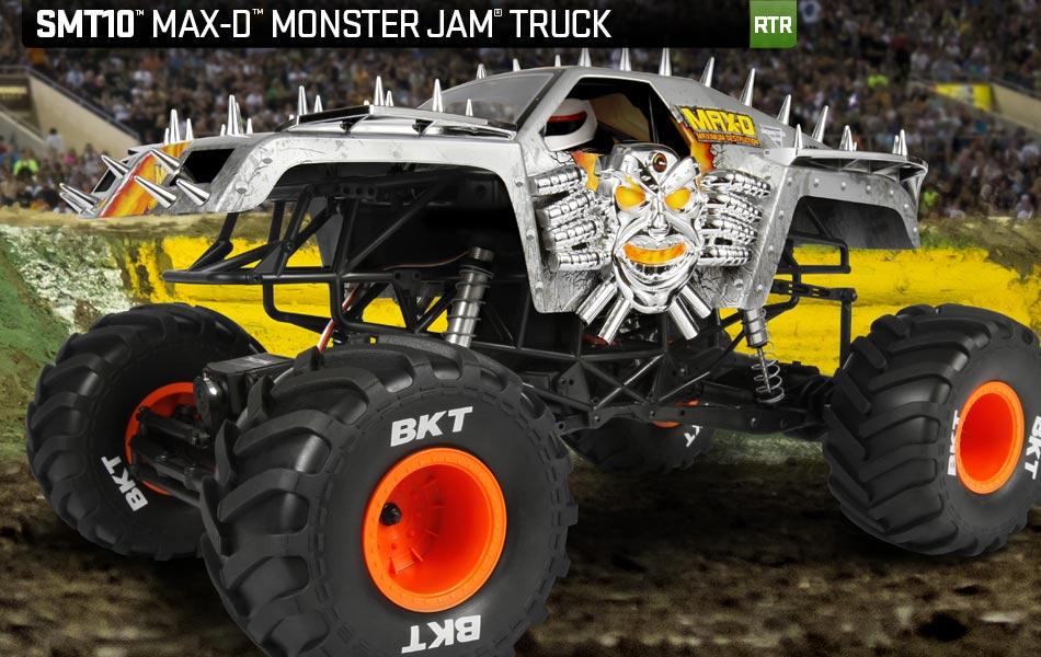 Axial MAX-D Jam Truck