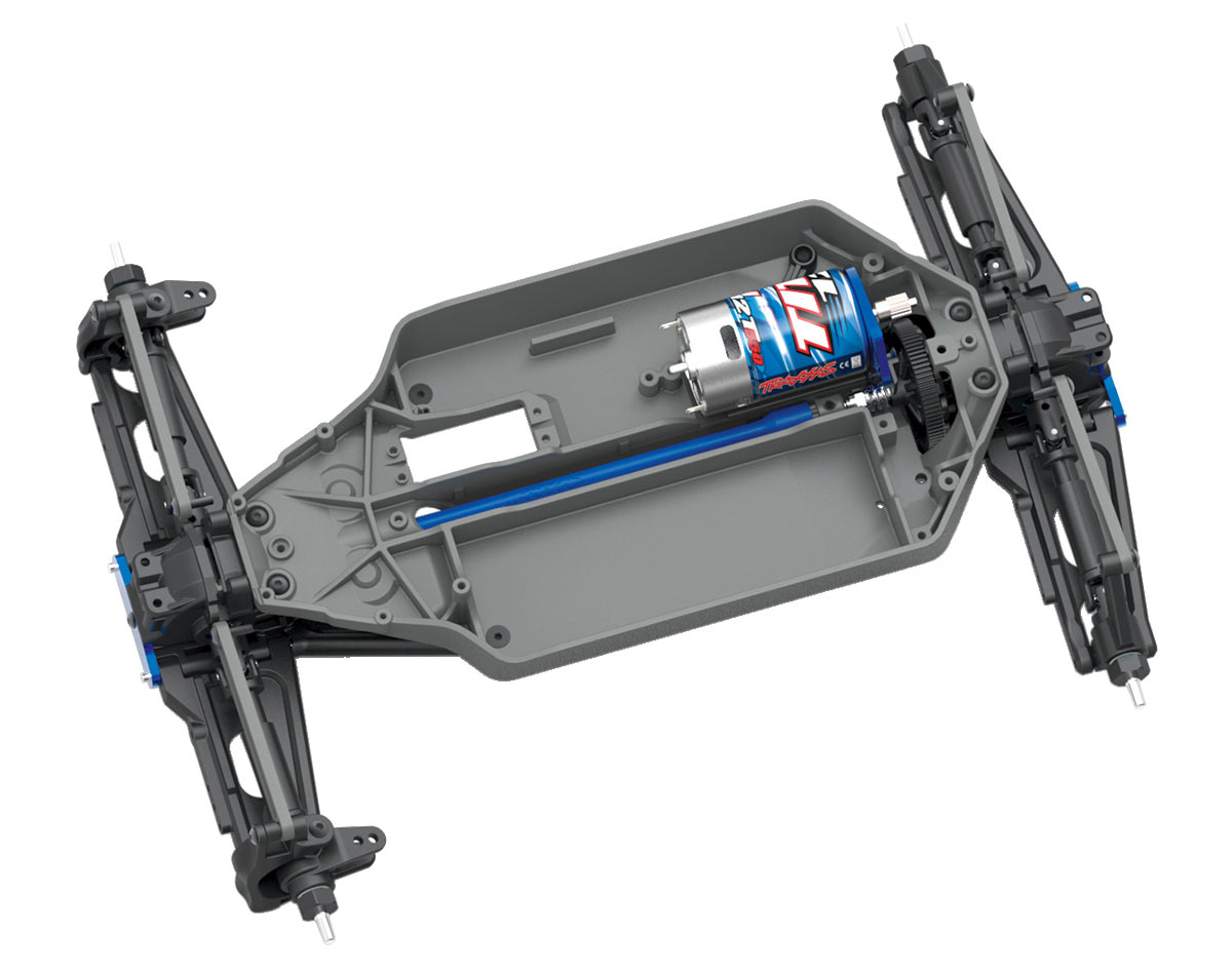 Traxxas Telluride - Innovatives Chassis