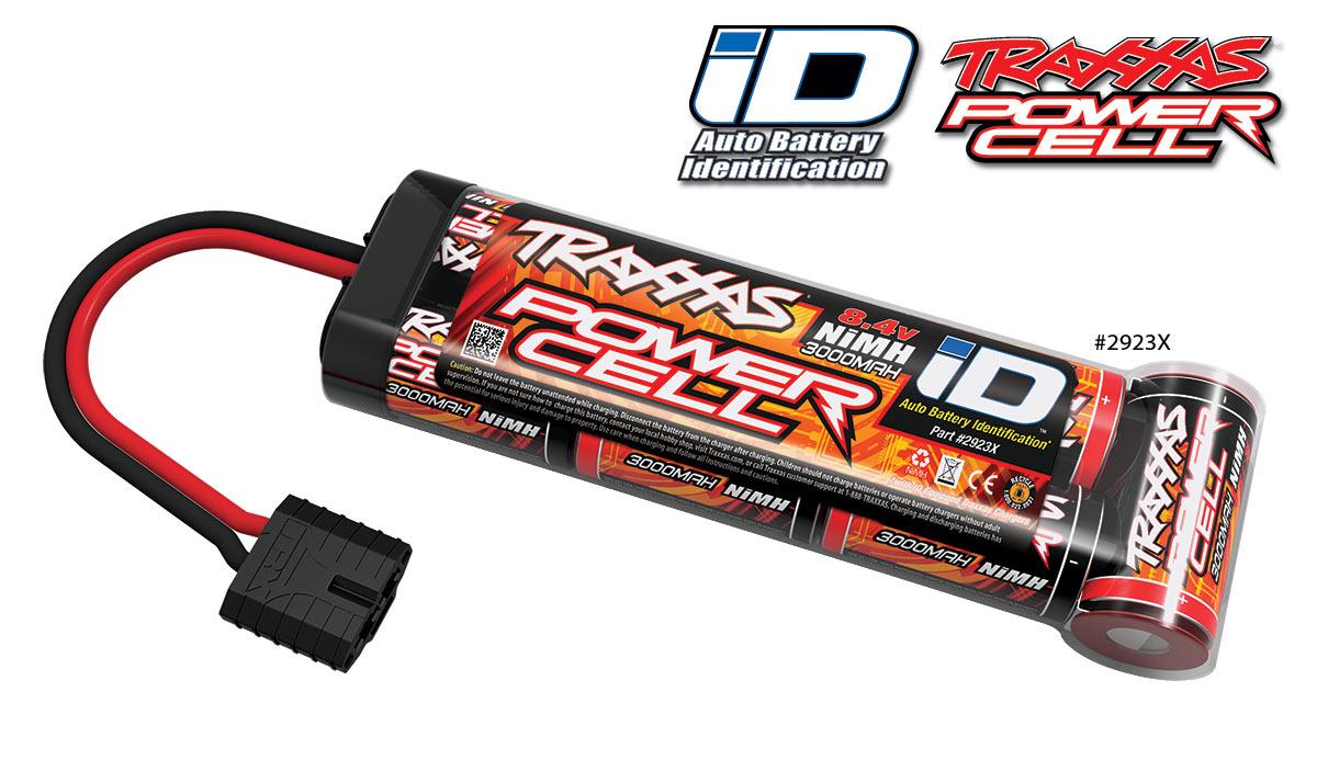Traxxas Telluride - Leistungsstarker 8,4V NiMH Akku