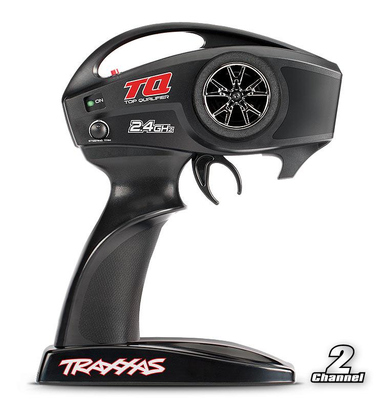 Traxxas Telluride - Präzisions-2,4-GHz-Steuerung