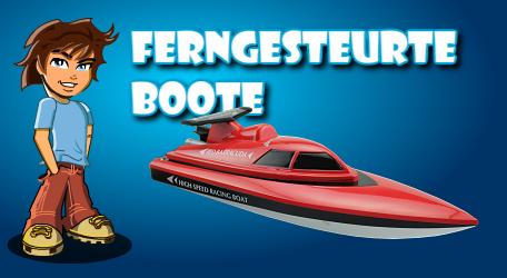 Ferngesteuerte Boote & Schiffe