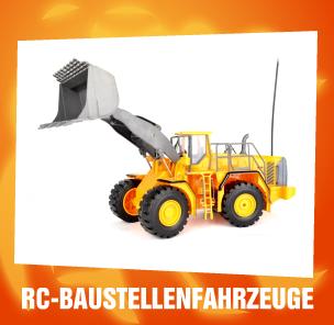 Kids-Shop - Ferngesteuerte Baustellenfahrzeuge