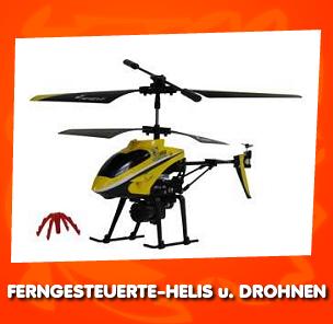 Kids-Shop - Ferngesteuerte Hubschrauber