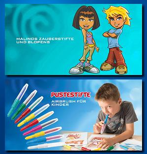 Kids-Shop - Kreativ Spielzeug