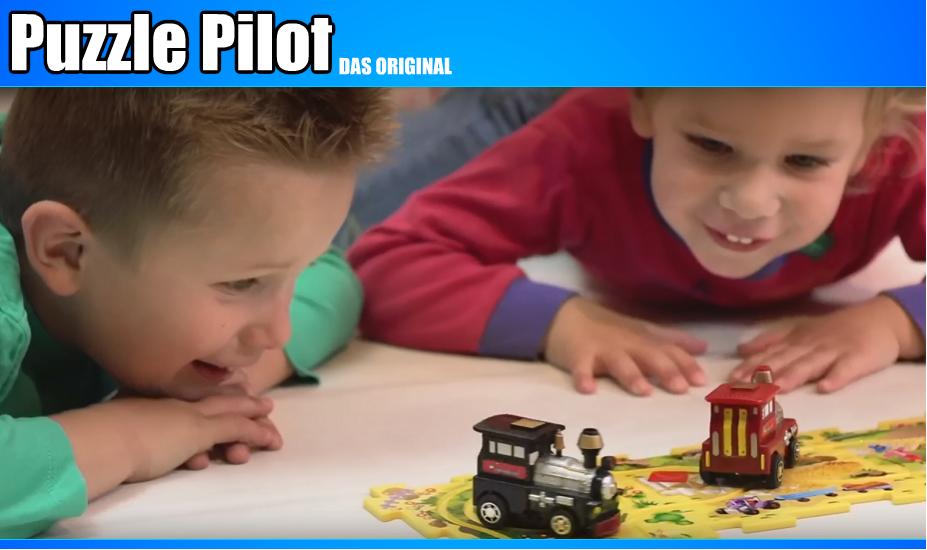 Kids-Shop - Puzzle Pilot