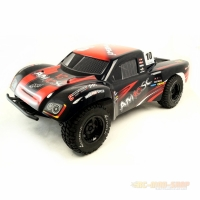 Amewi AM10SC V3 Short-Course-Truck 4WD rot/schwarz, 1:10 RTR