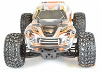 Amewi Crazist Pro Monstertruck Brushless 1:10, 2,4GHz,...