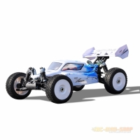 Amewi Planet Pro Buggy Brushless 4WD 1:8, blau RTR