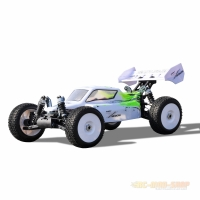 Amewi Planet Pro Buggy Brushless 4WD 1:8, grün RTR