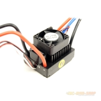 Brushless Regler 60A, Waterproof