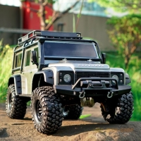 Traxxas Land Rover Crawler 4WD, 1:10 RTR TQi