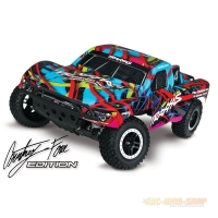 Traxxas Slash LIMITED Courtney-Edition 2WD Short Course Truck 1:10 RTR
