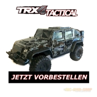 Traxxas TRX-4 Tactical Unit Crawler 4WD, 1:10 RTR TQi