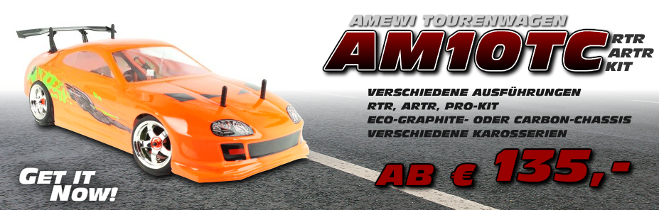 Amewi AM10TC Tourenwagen 1:10
