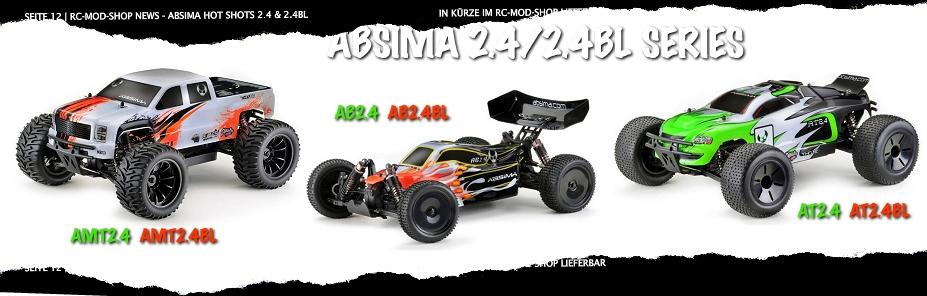ABSIMA HOT SHOT 2.4