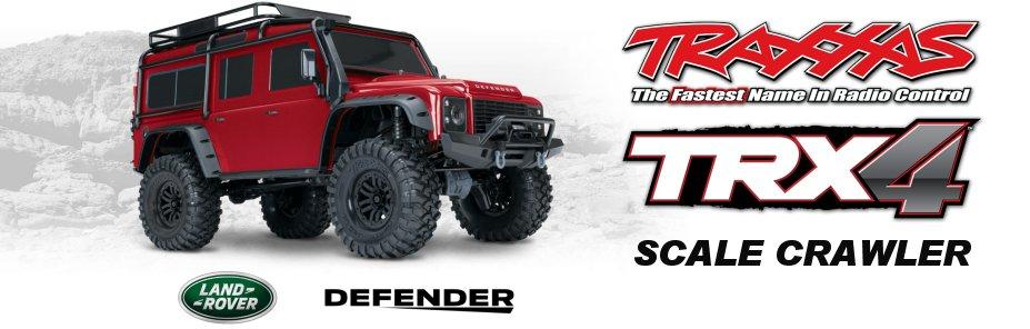 Traxxas TRX4 Scale Crawler