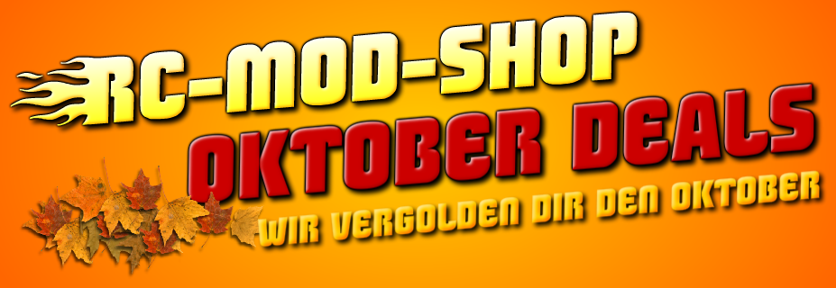 RC-Mod-Shop - Oktober Deals